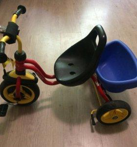 Велосипед puky трехколёсный