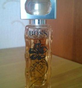 Orange Hugo Boss