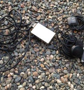 Проводка аудио/видео GPS