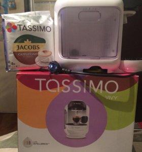 Капсульная кофемашина Bosch Tassimo Vivy TAS1254