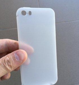 Чехол накладка на iPhone 5,5s,se
