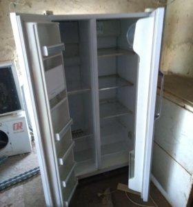 Коммерческий холодильный шкаф купе