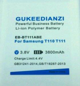 Батарейка на Самсунг таб 3 лайт т 110-т111