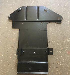 Защита Картера двигателя/коробки передач BMW e90