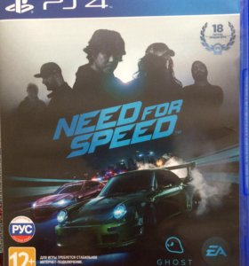 Игра для PS4-Need For Speed
