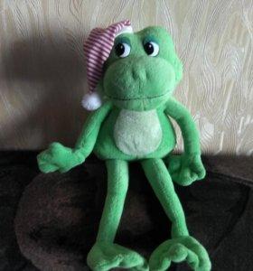 Лягушка - хохотушка
