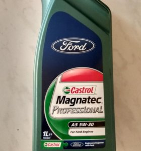 Масло Castrol magnatec professional 1л. Ford