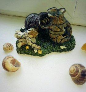 декор в аквариум Срочно