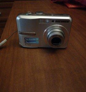 Фотоаппарат SAMSUNG S 760
