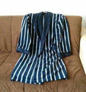 2 халата махровых