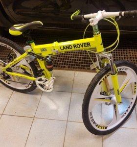 Стильный складной велосипед BMW Гарантия+ Доставка