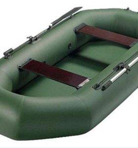 Лодка ПВХ Дорада 300 ТР Навесной Транец