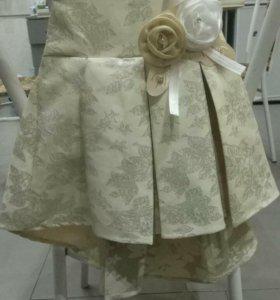 Праздничное платьишко