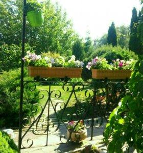 Ограждение садовое
