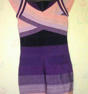 Платье бандажное, р.40-42