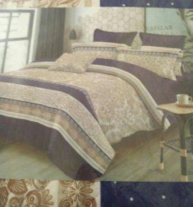 Комплект постельного белья(новый)