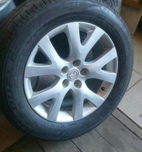 Колеса R-18 Mazda cx7 cx9