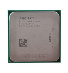 Процессор AMD FX-4300 OEM