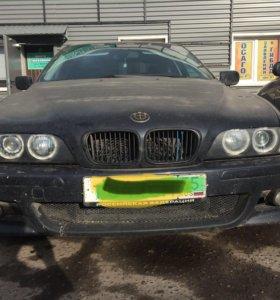 Фары BMW e39