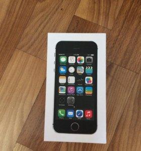 iPhone 5s (Коробка)