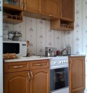 Кухня из шпона дуба