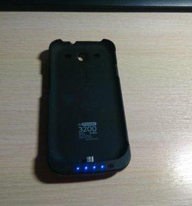 Продаю чехол-аккумулятор для Samsung Galaxy S III