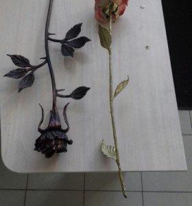 Роза ковка