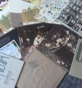 Лед Зеппелин LP / Лонгплеи Led Zeppelin