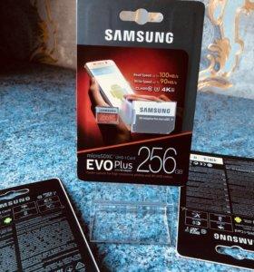 Samsung microSD EVO Plus 256GB
