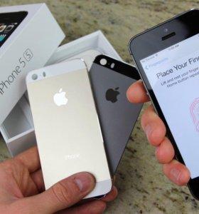 iPhone 5 s новый запечатанный