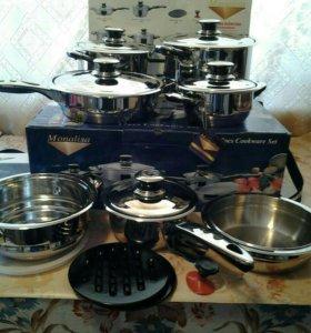Набор посуды Monalisa из 7 предметов