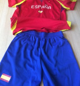Футбольная форма на мальчика 10-12 лет