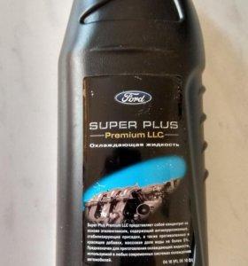 Охлаждающая жидкость Ford Super plus premium llc