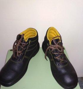 Обувь мужская, новая, рабочая, летняя.