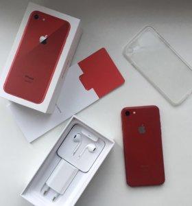iPhone 8 64Gb (на гарантии) RED