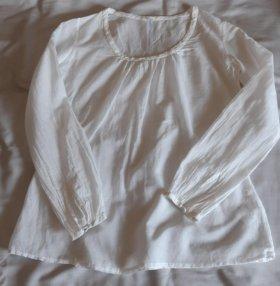 белая блузка бренда CLOSED