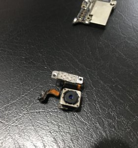 Камера основная на iPhone 5