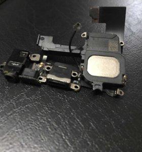 Шлейф зарядка на iPhone