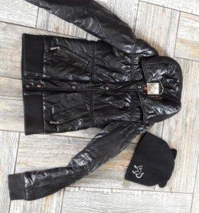 куртка теплая... размер 42-44