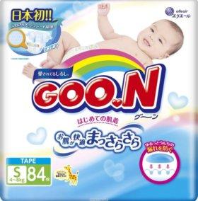 Подгузники Goon S