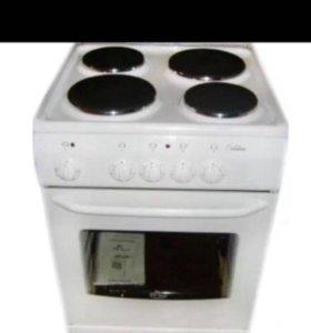 Новая электрическая плита