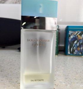 Dolce Gabbana Light Blue личная коллекция