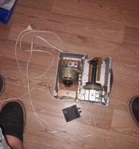 Электро прялка