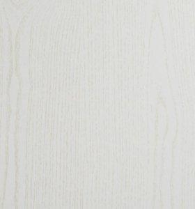 Панель мдф ясень белый