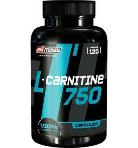 L-Carnitine 120 капсул (Л карнитин)