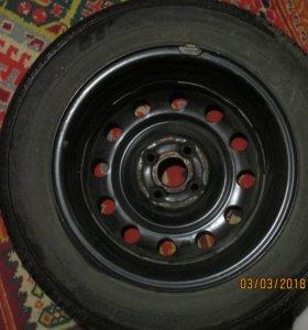4 колеса б у лето 185 65 15