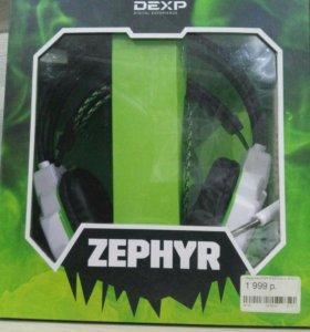 Наушники ZEPHYR