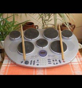 Casio барабаны