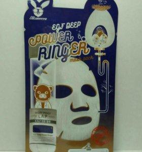 Тканевая маска Elizavecca Deep Power Ringer Mask P