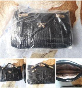 Новые сумки-клатчи